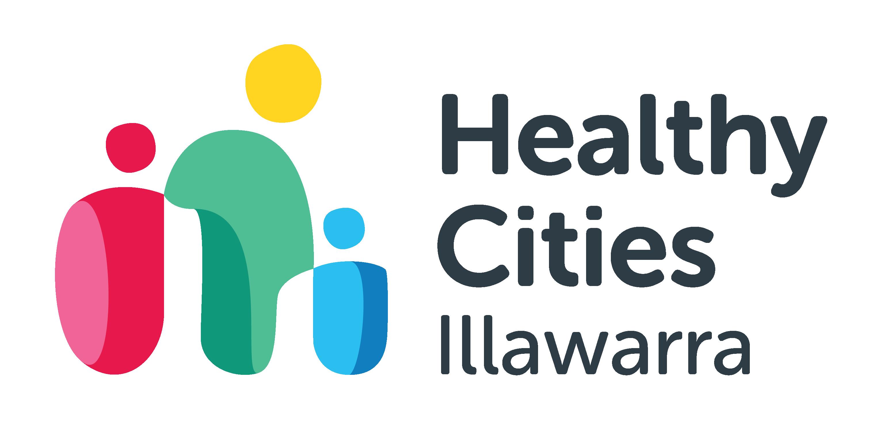 Healthy Cities Illawarra Logo